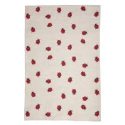 "Kitchen Towel ""Ladybirds"""