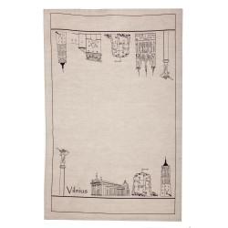"Kitchen Towel ""Vilnius"""