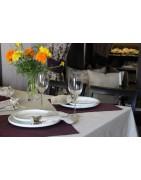 Lino linija | Lininės staltiesės ir servetėlių komplektas