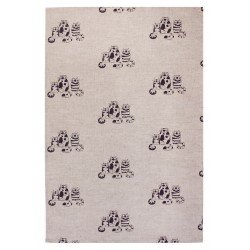 "Kitchen Towel ""Cats Family"""