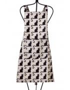 Lino linija | Lininė prijuostė – stilingos, puošnios prijuostės.